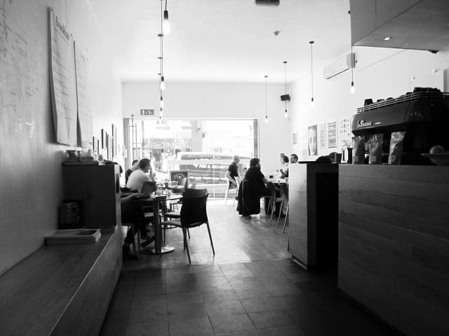 Bold Street Coffee Liverpool independent coffee shop