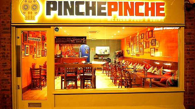 Pinche Pinche Mexican Restaurant Leeds
