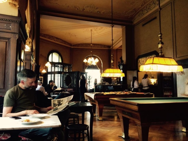 Cafe Sperl Vienna