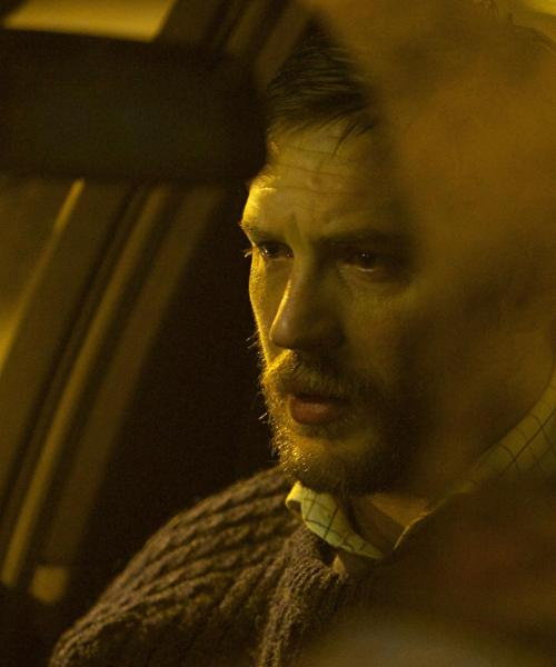 Tom Hardy interpreta Locke