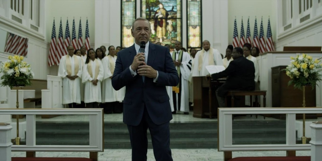 House-of-Cards-4x03 chiesa