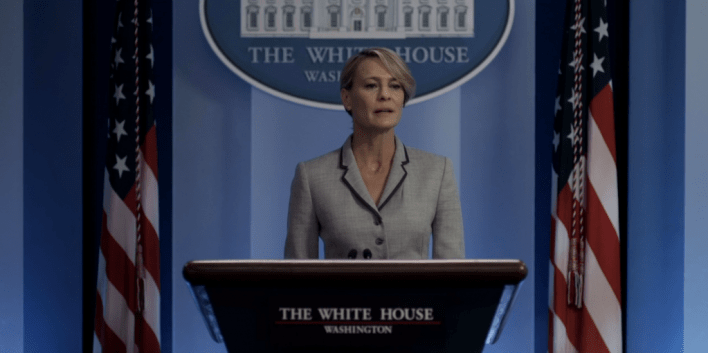 claire- conferenza stampa house of cards