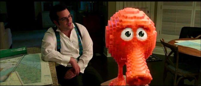 Qbert sconfortato dalla notizia che Adam Sandler farà altri film