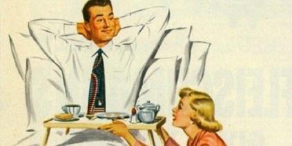 Risultati immagini per il ruolo della donna anni 50
