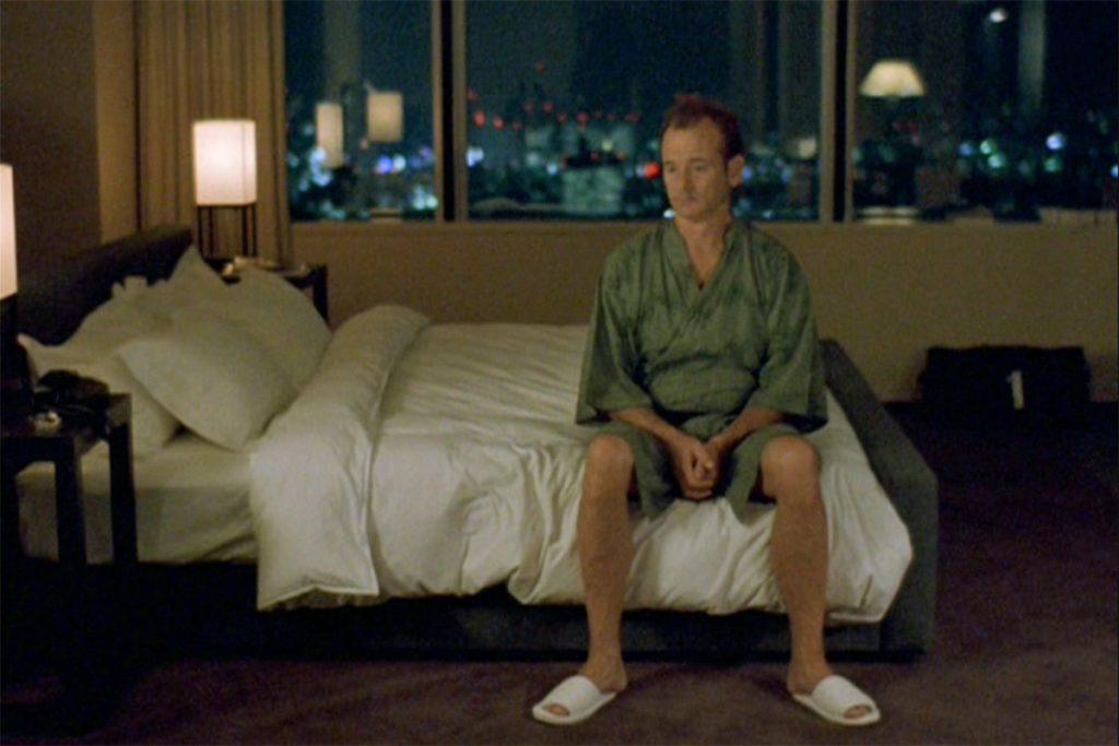 scarlett johansson lost in translation bill murray film movie themacguffin