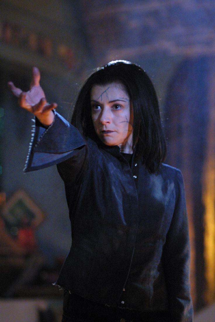 Dark Willow, forse il mio villain preferito in Buffy.