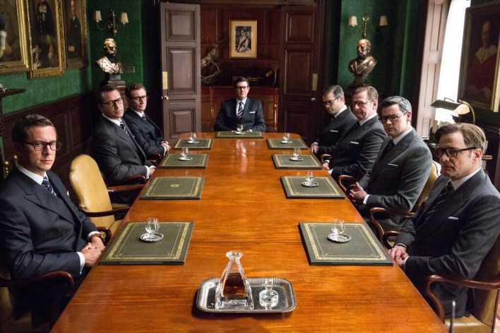 kingsman table group