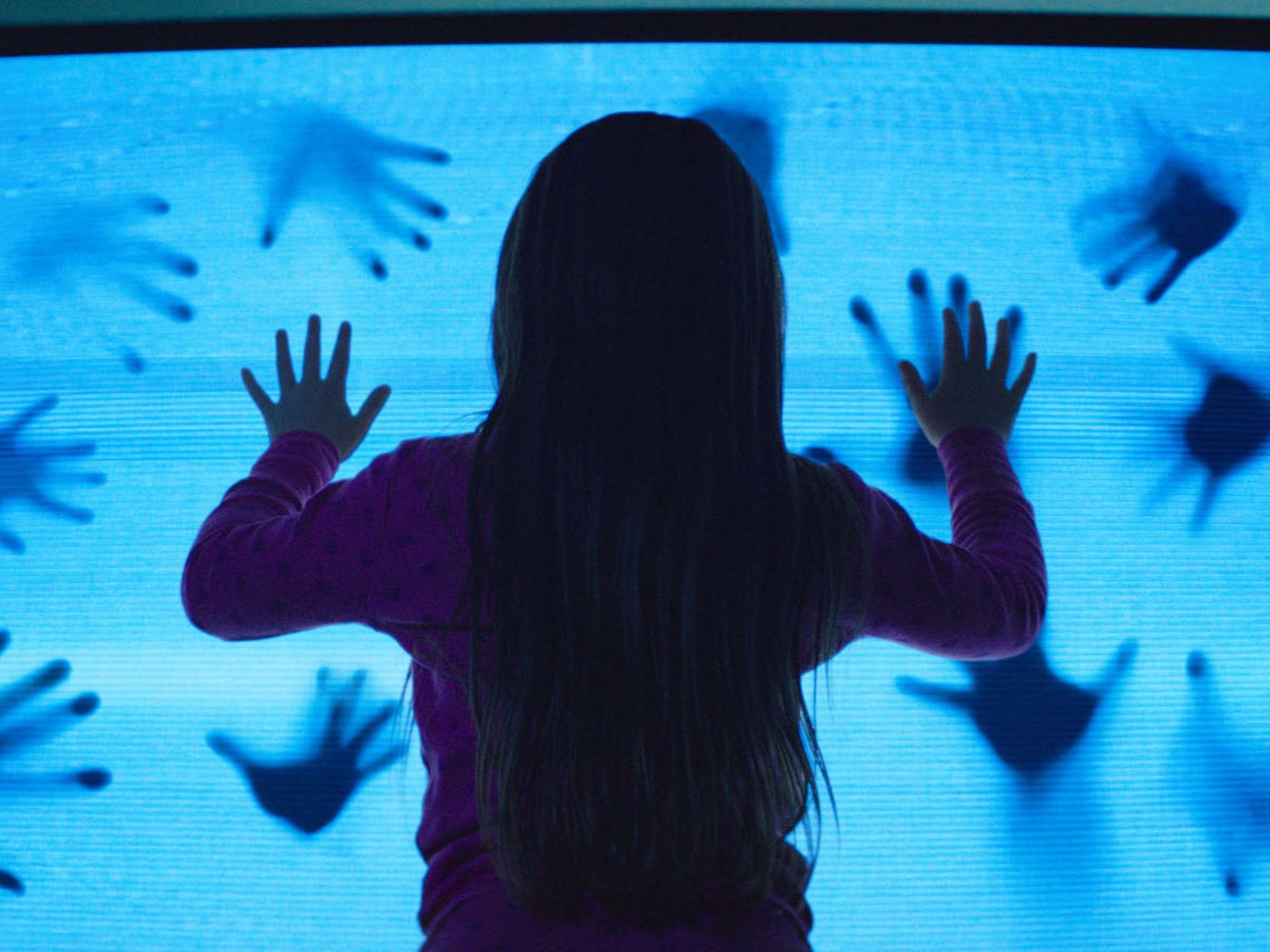 Poltergeist - scena tv