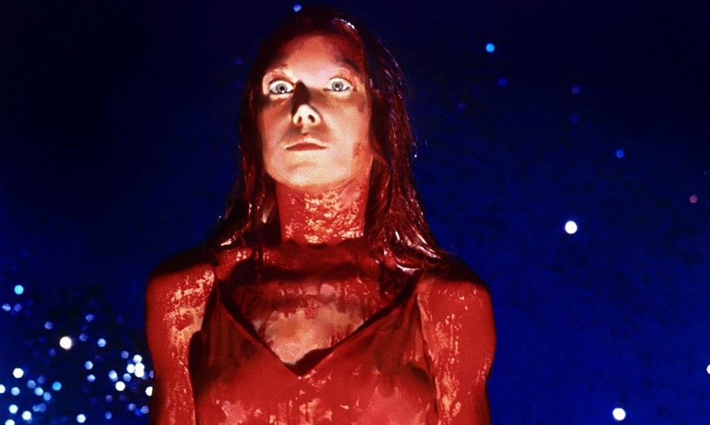 Sissy Specek as Carrie