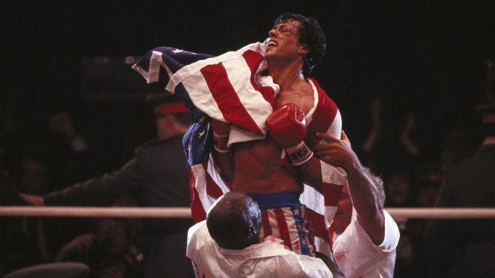Rocky difende l'onore del blocco occidentale