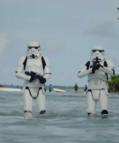 star wars anthology rogue one 2016 guardie imperiali 5 cose classifica disney