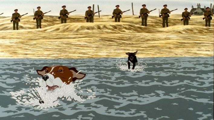 i cani della peste