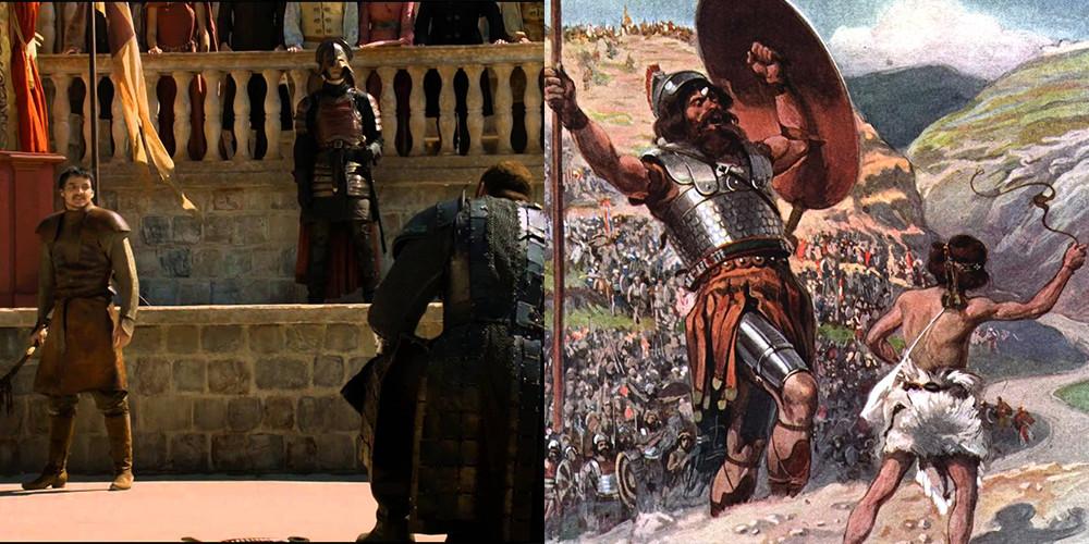 Oberyn Martell e la Montagna - il trono di spade