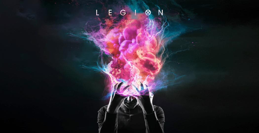Legion copertina