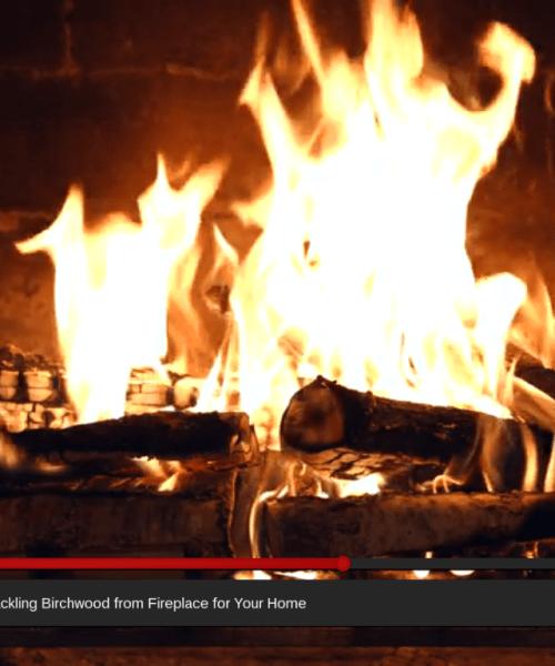 Fireplace netflix
