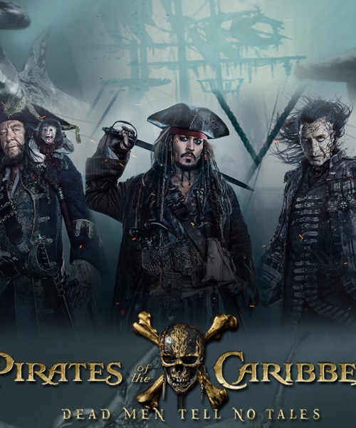 pirati dei caraibi pirates of the caribbean vendetta salazar dead men tell no tales johnny depp jack sparrow barbossa javier bardem geoffrey rush