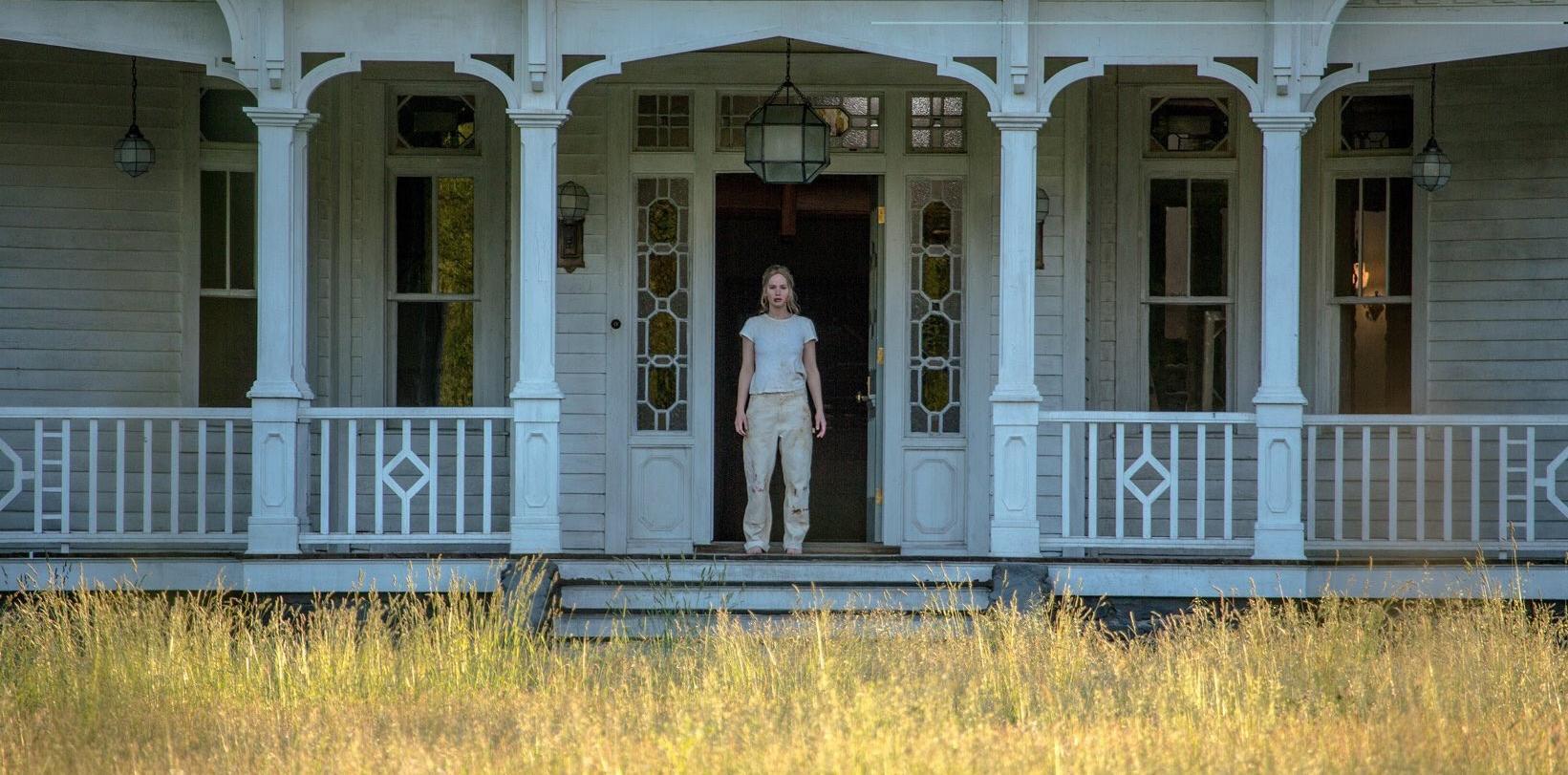 Darren Aronofsky madre! mother! Jennifer Lawrence Javier Bardem Michelle Pfeiffer Ed Harris