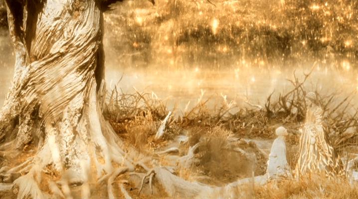 the fountain l'albero della vita