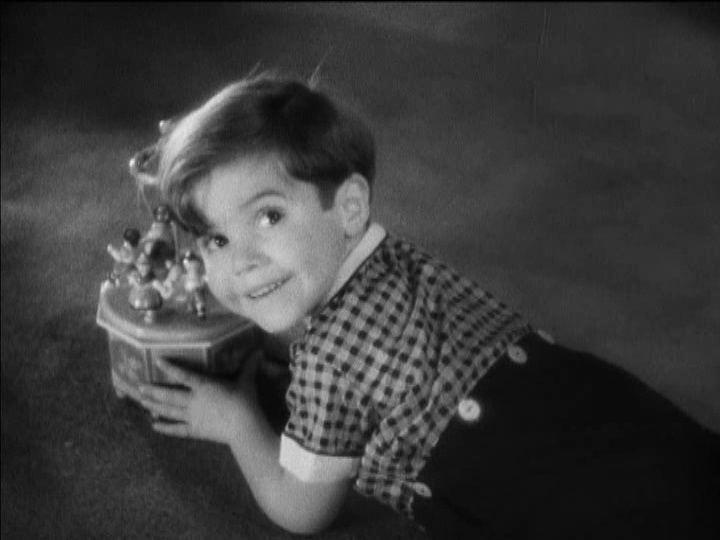 Scotty Beckett Hollywood bambini prodigio