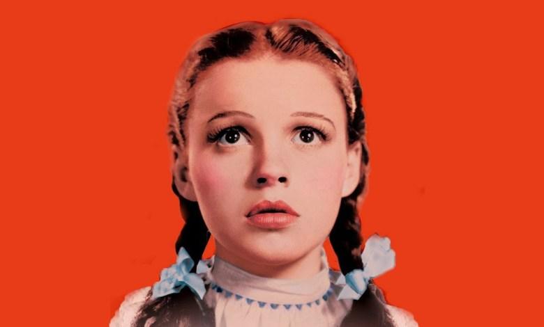 Judy Garland Dorothy bambini prodigio hollywood