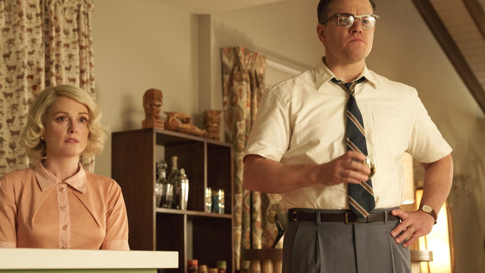 suburbicon matt damon julianne moore