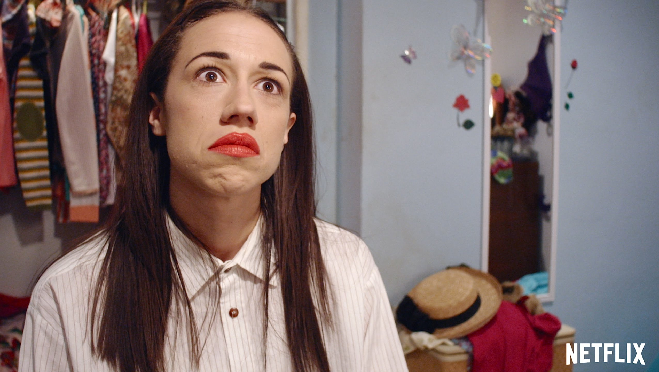 Haters Back Off Miranda Sings Youtube Serie TV Netflix colleen ballinger