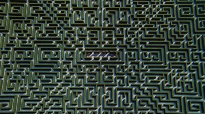 labirinto scelta