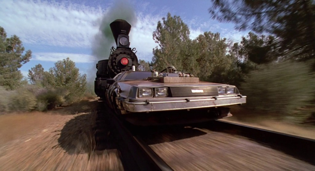 Treno - Back to the future