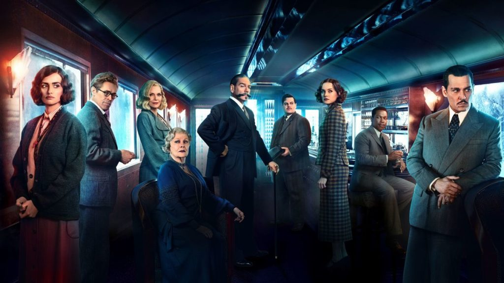 Treno - Murder on the Orient Express