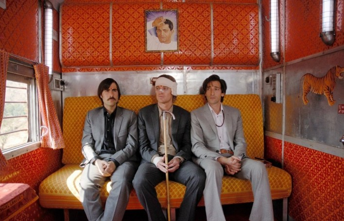 Treno - The Darjeeling Limited