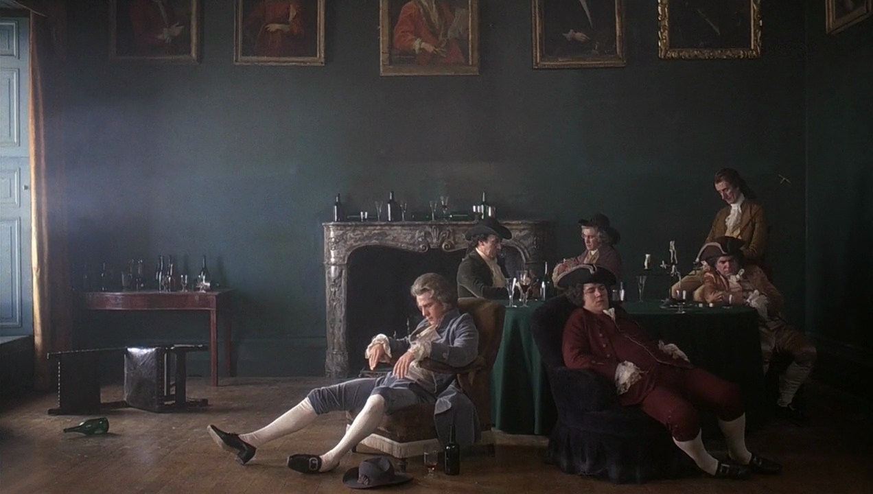 barry lyndon costume
