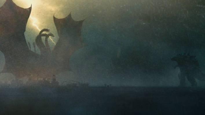Godzilla vs Ghidorah 2