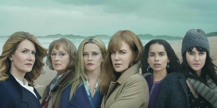 Big Little Lies 2 - Cover