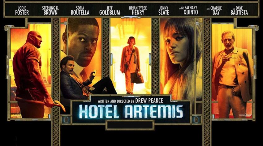 Hotel Artemis (poster)