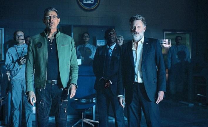 Jeff Goldblum e Bill Pullman
