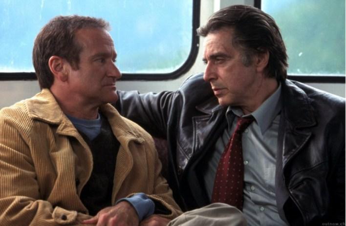 Walter Finch (Robin Williams) e Will Dormer (Al Pacino)