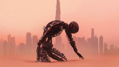 Westworld 3 poster