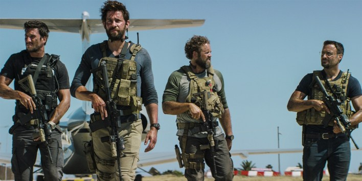 13 Hours (Michael Bay)