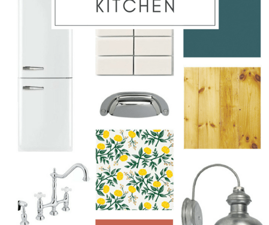 How to get a cute farmhouse kitchen design ideas