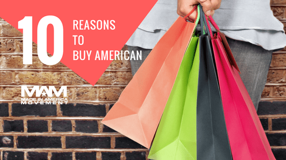 Top 10 Reasons to Buy American Made Products, american made, made in usa, usa products, made in america, usa made, made in america products, reasons to buy usa made products, reasons to buy american made products, american-made