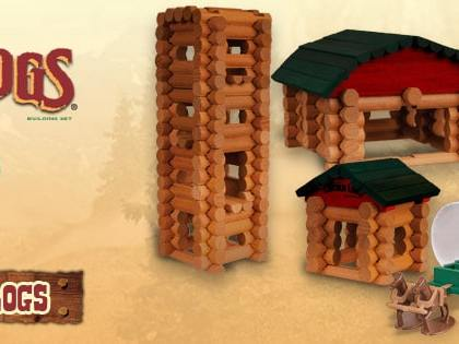 Lincoln Logs to be 'Made in USA' Again Creating Jobs in the Process