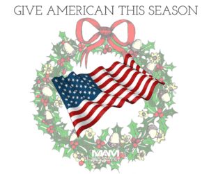 GIVE AMERICAN THIS SEASON