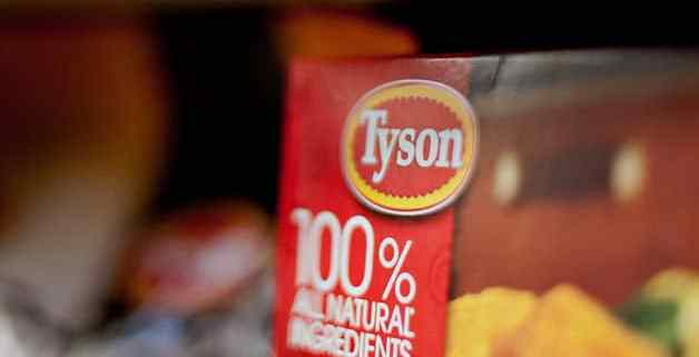Bloomberg Tyson Chicken antibiotics