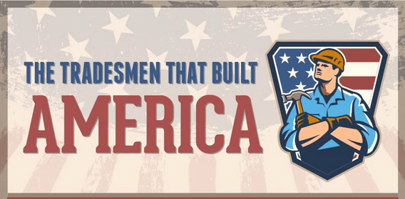 tradesmen built america innovative