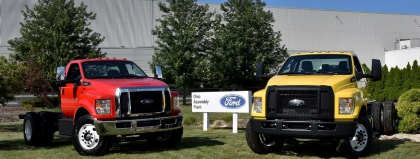Ford to begin production of medium-duty commercial trucks in Avon Lake