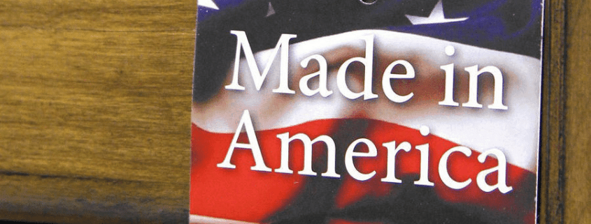 California now allows firms to tell consumers a 'made in USA' lie