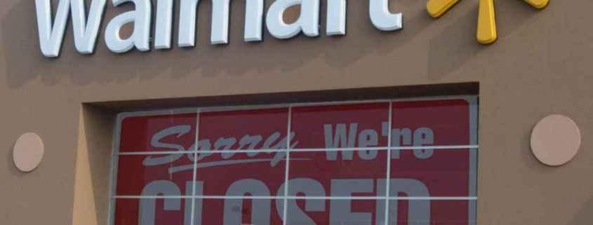 Walmart to Shut Hundreds of Stores Across USA