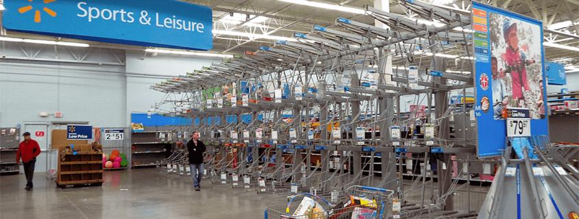 Walmart's Customers Too Broke To Shop