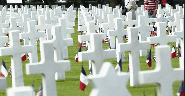 WWII D-Day invasion of Normandy remembered, 72 years later