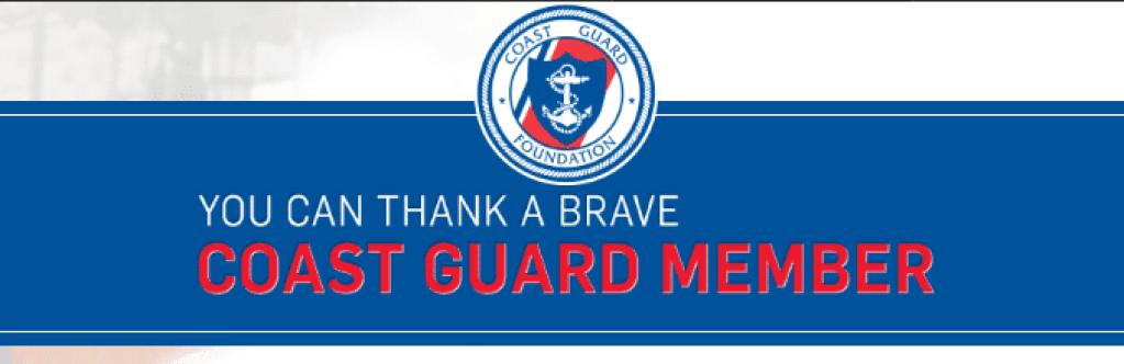 Thank a Coast Guard Member, Thank you, Coast Guard Turns 226 - Happy Birthday United States Coast Guard